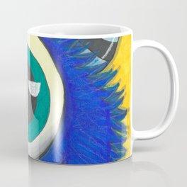 Monster and his cupcake Coffee Mug