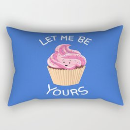 Naughty Proposal Rectangular Pillow