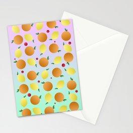 CITRUS PORN  Stationery Cards