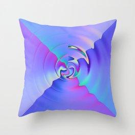INDIGO (2) Throw Pillow