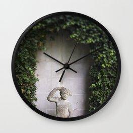 The Faithful Sentry Wall Clock
