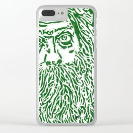 Tangaroa & the Snapper Clear iPhone Case