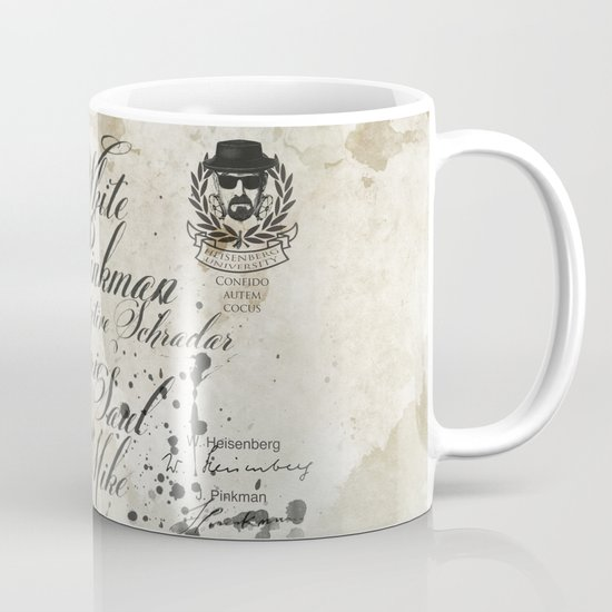 Heisenberg University Mug