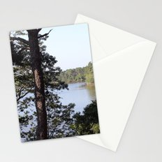 Swan Pond Stationery Cards