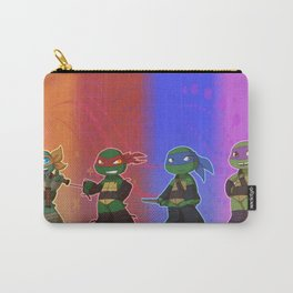 TMNT hamato clan Carry-All Pouch
