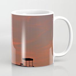 Sundown in Fun Town Coffee Mug