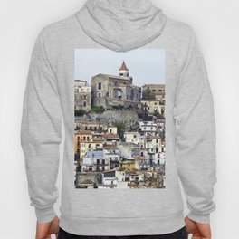 Urban Landscape - Cathedrale - Sicily - Italy Hoody