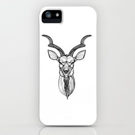 Kudu iPhone Case