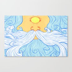 Skyclops Canvas Print