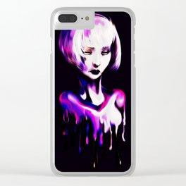 Sober Clear iPhone Case