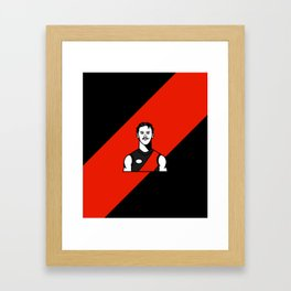 Joe Daniher Framed Art Print