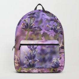 Lavender Flora Backpack
