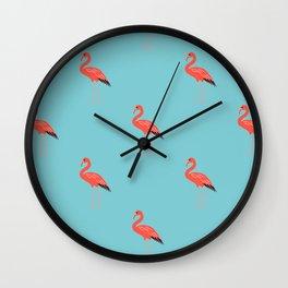 Bonaire Dreamin' Wall Clock
