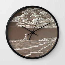 PEI Rum Runners Wall Clock