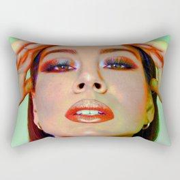 Mira para acá Rectangular Pillow