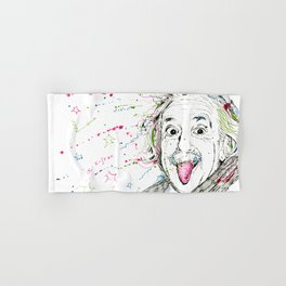 Einstein! Hand & Bath Towel