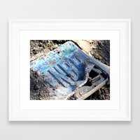 minnesota Framed Art Prints featuring Minnesota by LOyler