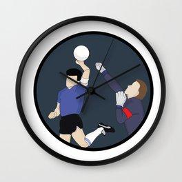 Diego Maradona Hand of God, La Mano de Dios Wall Clock