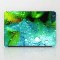 splash iPad Cases featuring Splash by Stephanie Koehl
