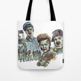 Hogan's Zombies Tote Bag