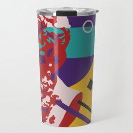 XXI abstract Travel Mug