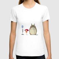 ghibli T-shirts featuring Studio Ghibli by adovemore
