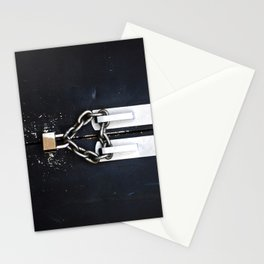 Locked by Love Stationery Cards