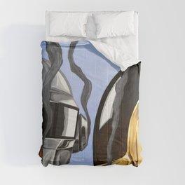 Daft Punk Deux Comforters