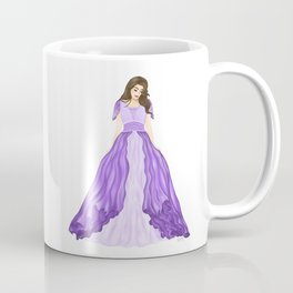 The Purple Dress Coffee Mug