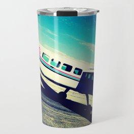 leaving on a jet plane Travel Mug