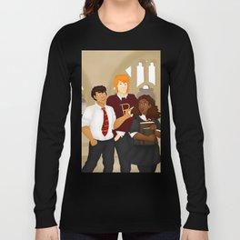 The Golden Trio Long Sleeve T-shirt
