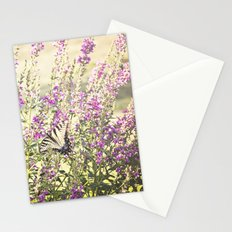 Fields of Butterflies Stationery Cards