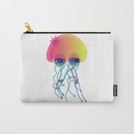 cute Jellyfish baby girl Carry-All Pouch