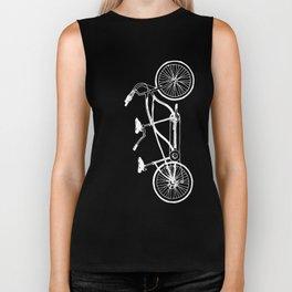 Tandem Bike Biker Tank