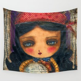 The Fortune Teller Wall Tapestry
