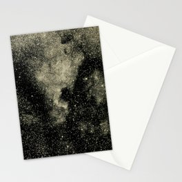 Lucas Albert Reed - Astronomy and the Bible (1919) - Region of the North American Nebula Stationery Cards