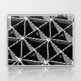 Grate Pattern Laptop & iPad Skin