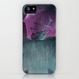 Happy Isles iPhone Case