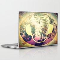 dj Laptop & iPad Skins featuring DJ by Sara LG