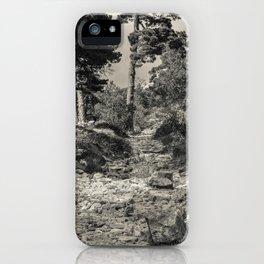 Roman road #1 iPhone Case