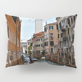 Leaning Venice Pillow Sham