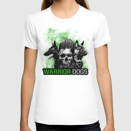 Warrior Dogs T-shirt