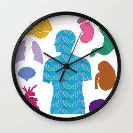 Human Body_C Wall Clock