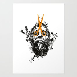 António Variações Art Print