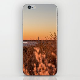 Cape May Lighthouse iPhone Skin
