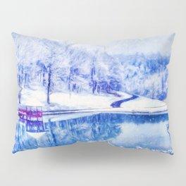 Winters Calm Pillow Sham