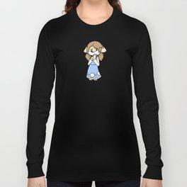 Bubbles - Official Character Art Long Sleeve T-shirt