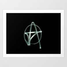 Anarchy Art Print