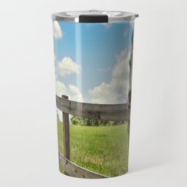 Horse Sanctuary for Abused and Neglected Horses Travel Mug