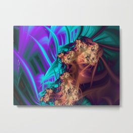 The Eye Catchers Metal Print